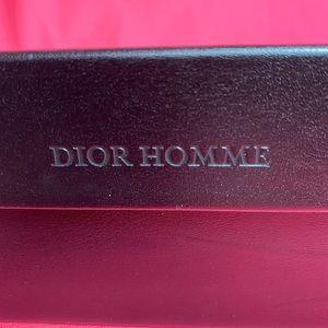 Dior Homme sunglass case